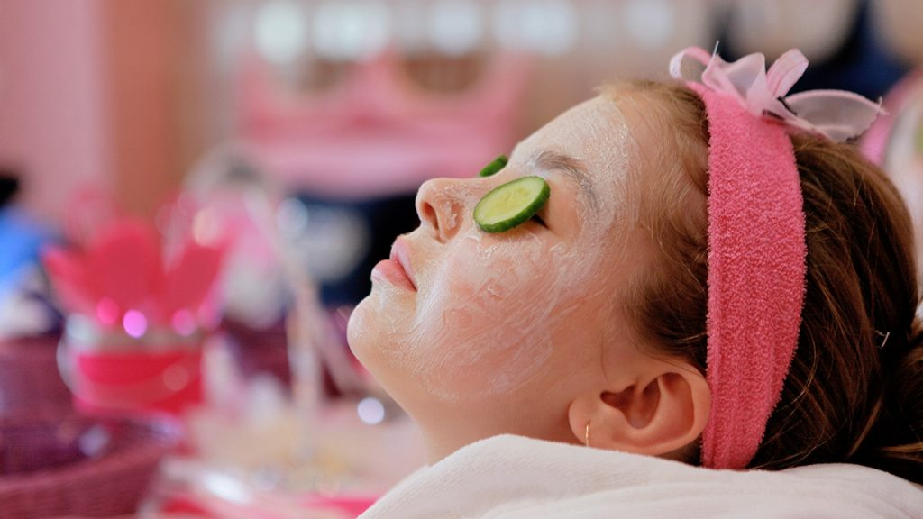 Kids Spa Services Calgary